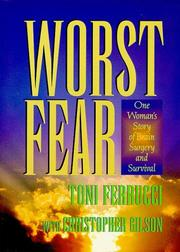 Cover of: WORST FEAR