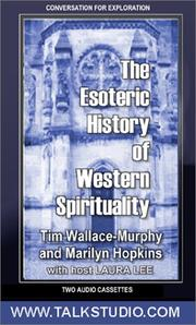 Cover of: The Esoteric History of Western Spirituality