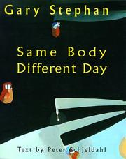 Cover of: Same Body, Different Day (The Art Profile Series)