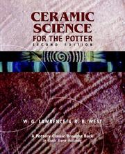 Cover of: Ceramic Science for the Potter, Second Edition