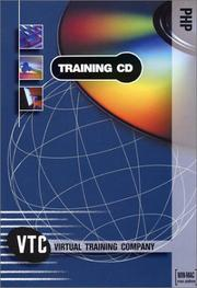 Cover of: PHP VTC Training CD