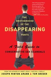 Cover of: The Brotherhood of the Disappearing Pants