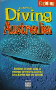 Cover of: Fielding's Diving Australia