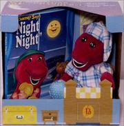 Cover of: Barney's Sleeptime Gift Set