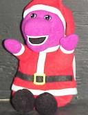 Cover of: Barney's We Wish You a Merry Christmas