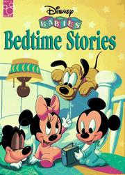 Cover of: Disney Babies Bedtime Stories