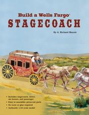 Cover of: Build a Wells Fargo Stagecoach (Building America Series (Watertown, Mass.).)