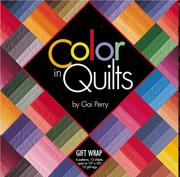 Cover of: Color in Quilts: Gift Wrap