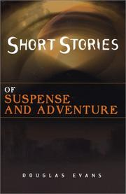 Cover of: Short Stories of Suspense and Adventure