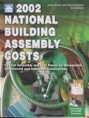 Cover of: 2002 National Building Assembly Costs