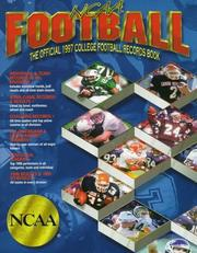 Cover of: Ncaa Football