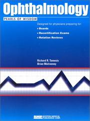 Cover of: Ophthalmology Pearls of Wisdom