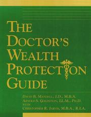 Cover of: The Doctor's Wealth Protection Guide