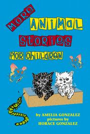 Cover of: More Animal Stories for Children