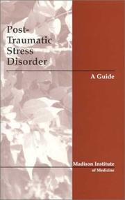 Cover of: Posttraumatic Stress Disorder