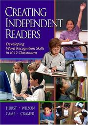 Cover of: Creating Independent Readers