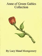 Cover of: The Anne of Green Gable Collection #1