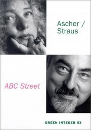 Cover of: ABC Street (Green Integer: 53)