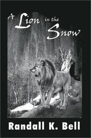 Cover of: A Lion in the Snow