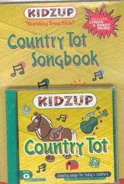 Cover of: Country Tot Song Book (Kidzup Ser)