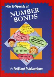 Cover of: How to Sparkle at Number Bonds