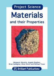 Cover of: Materials and Their Processes (Project Science)