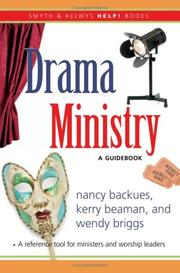 Cover of: Drama Ministry