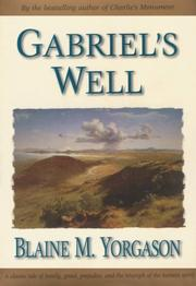 Cover of: Gabriel's Well
