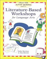 Cover of: Literature-Based Workshops for Language Arts