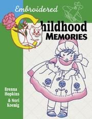 Cover of: Embroidered Childhood Memories