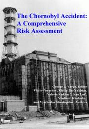 Cover of: The Chornobyl Accident