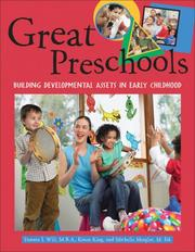 Cover of: Great Preschools