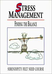 Cover of: Stress Management