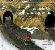 Cover of: Tunnels Go Underground