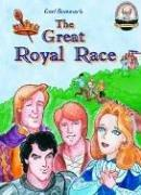 Cover of: The Great Royal Race with CD Read-Along (Another Sommer-Time Story)