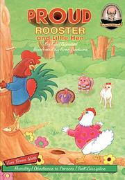 Cover of: Proud Rooster and Little Hen with CD Read-Along (Another Sommer-Time Story)