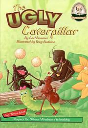 Cover of: The Ugly Caterpillar with CD Read-Along (Another Sommer-Time Story)