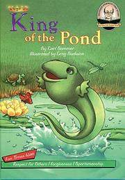 Cover of: King of the Pond with CD Read-Along (Another Sommer-Time Story)