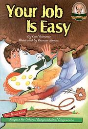 Cover of: Your Job is Easy with CD Read-Along (Another Sommer-Time Story)