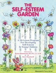 Cover of: The Self-Esteem Garden