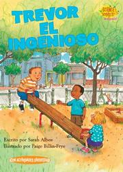 Cover of: Trevor El Ingenioso/ Clever Trevor (Science Solves It En Espanol)