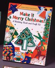 Cover of: Make It a Merry Christmas!