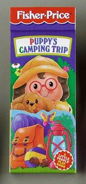 Cover of: Puppy's Camping Trip: Fisher-Price Little People Little Pockets PlayBooks
