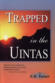 Cover of: Trapped in the Uintas