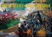 Cover of: Great Battles 2001