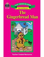 Cover of: The Gingerbread Man Easy Reader
