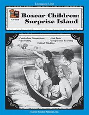 Cover of: A Guide for Using Boxcar Children