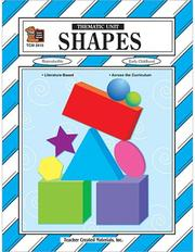 Cover of: Shapes Thematic Unit