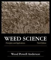Cover of: Weed Science