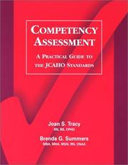 Cover of: Competency Assessment